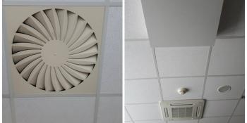 kryt na klimatizaci